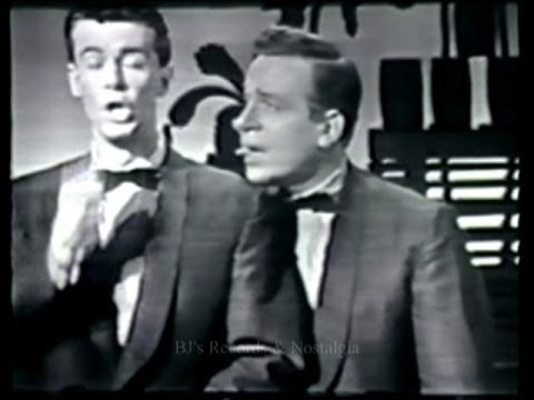 THE DIAMONDS Little Darlin.  Live Kinescope 1957. Classic Doo-Wop