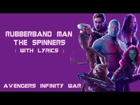 The Rubberband Man by The Spinners - Songfacts