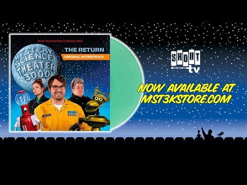 MST3K: The Return - Music From The Netflix Original Series (Limited Edition Glow In The Dark Vinyl)