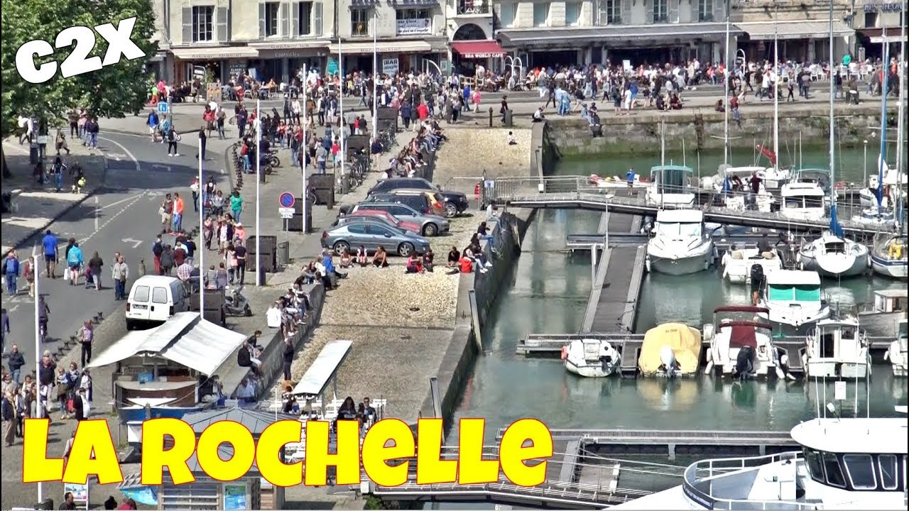 french nice place vieux port de la rochelle petite visite voilier bateau france youtube. Black Bedroom Furniture Sets. Home Design Ideas