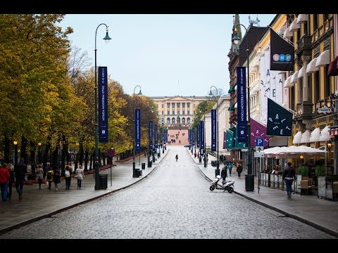 2018 Oslo Freedom Forum Trailer