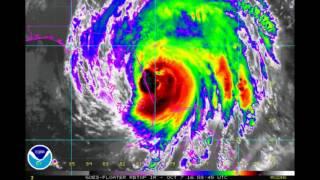 2016 1007 : ouragan Matthew en Floride aux USA