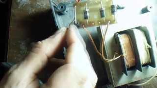 masta 12/5-R - avtomobilnyj batareyalar uchun zaryad Ta'mirlash ms