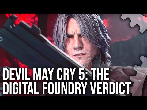 Devil May Cry 5 analysis and performance