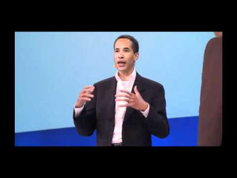 Infor CEO Charles Phillips at Dreamforce 2011