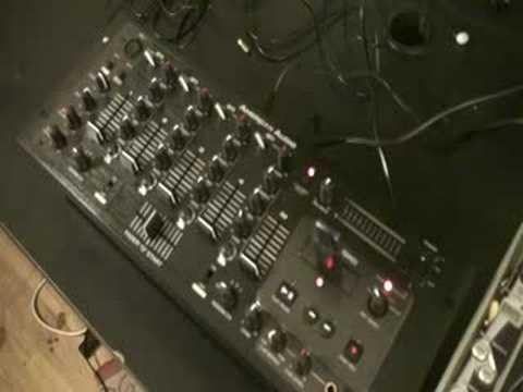 American Audio Q Record DJ Mixer. It Will Record Your Set!