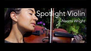 Spotlight Violin - Acoustic Showreel