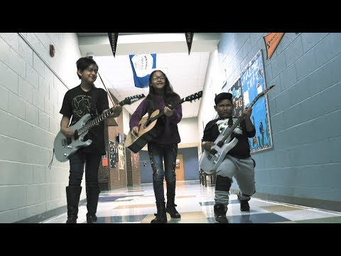 Topeka Public Schools: Ross State Assessment Music Video