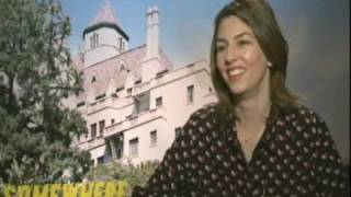 "Sofia Coppola Interview ""Somewhere"""