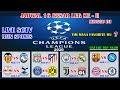 Jadwal 16 Besar Liga Champions Leg II Live SCTV ~ Round Of 16 Champions League 2020