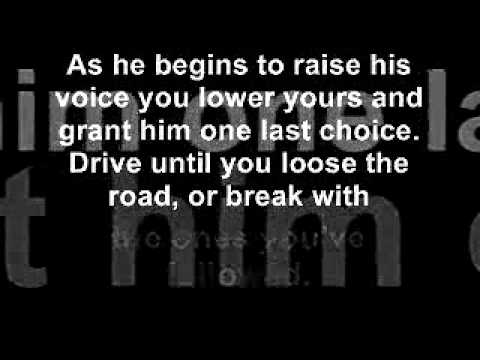 The Fray - How To Save A Life with lyrics
