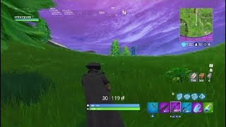 writing prescriptions for patients with the plague doctor !! fortnite victory royale