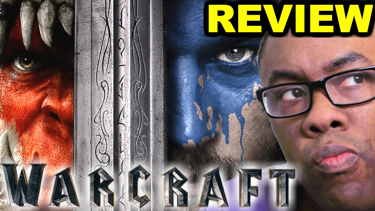 Download WARCRAFT MOVIE REVIEW - Is Warcraft THAT Bad?