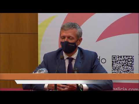 A Xunta busca un acordo con deputacións e concellos para outro rescate 26/01/2021