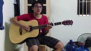 Đến sau - Ưng Hoàng Phúc (guitar cover)