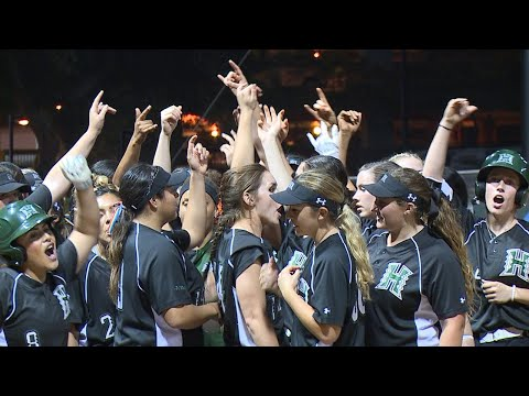 Rainbow Wahine beat North Dakota in extra innings 'classic'