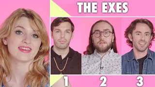 3 Ex-Boyfriends Describe Their Relationship With The Same Woman | Iris