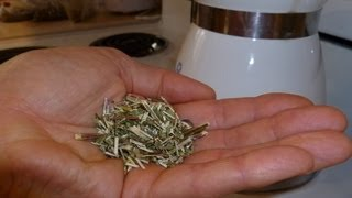 Herbal Tea for Bone Strength, Anxiety, Smoking, and Liver Cleansing!