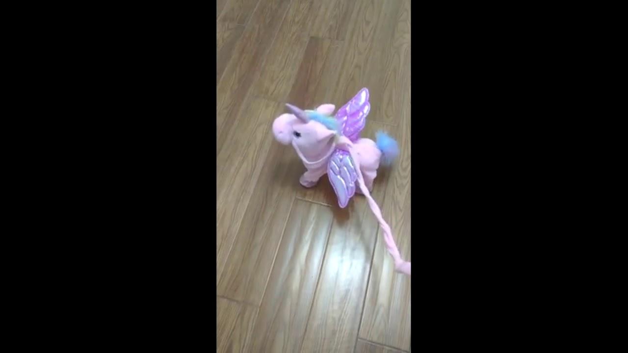 Magic Unicorn Magic Walking /& Singing Unicorn