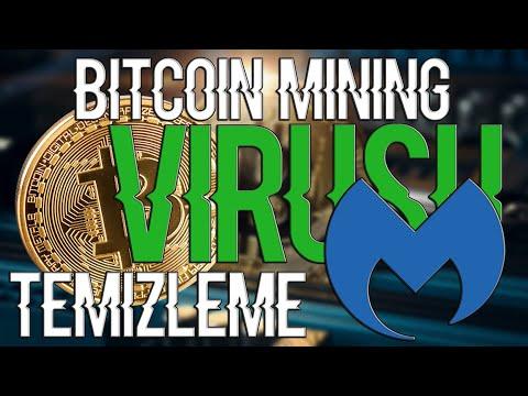 Bitcoin Mining Virüsü Nasıl Temizlenir? (%99 çözüm)