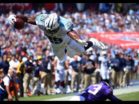 Demarco Murray 2016 Titans Highlights