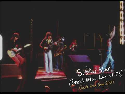 Download The Rolling Stones   Star Star (Brussels Affair, Live in 1973)   GHS2020