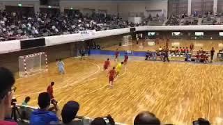 【ハンドボールインターハイ】北陸VS瓊浦スーパープレー集