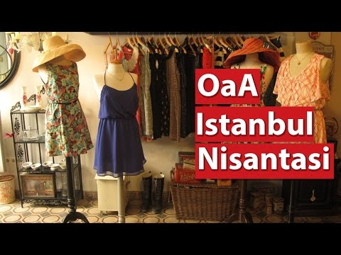 Out and About Istanbul: Nisantasi