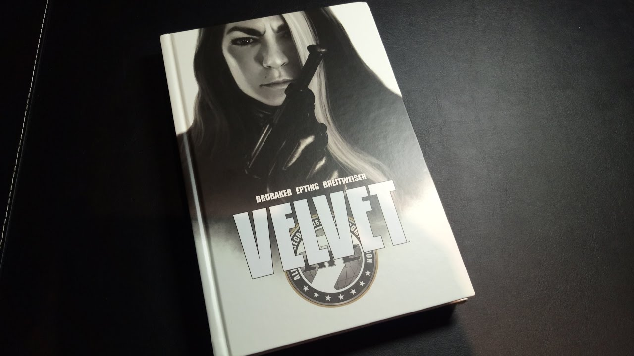0a214b1abf2 Velvet Deluxe Edition Overview. The Hardcover Comic