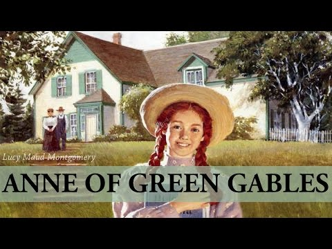 Anne Of Green Gables – Audiobook by Lucy Maud Montgomery