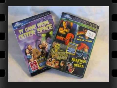 NerdMovie's Epic DVD Collection