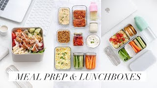 Meal Prep & Repas à Emporter | Organisation pour la Semaine | Alice Esmeralda