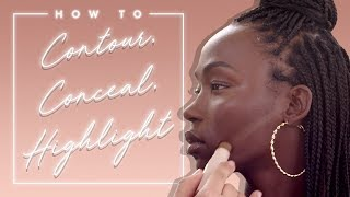HOW TO CONTOUR, CONCEAL AND HIGHLIGHT WITH MATCH STIX | FENTY BEAUTY