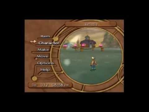 """Dark Cloud 2 - Bonus Dungeon """"Zelmite Mine"""" plus SURPRISE BOSS!"""