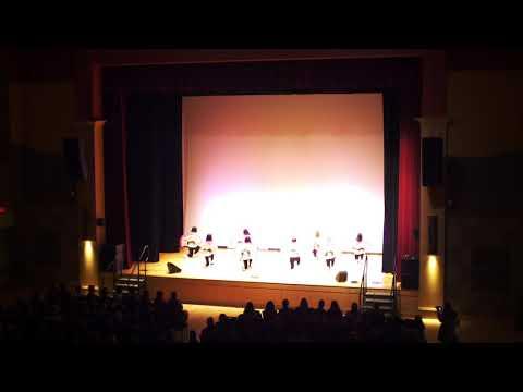 2018 Korean Culture Show | QUEEN OF ACES (QoA) by OSU KSA
