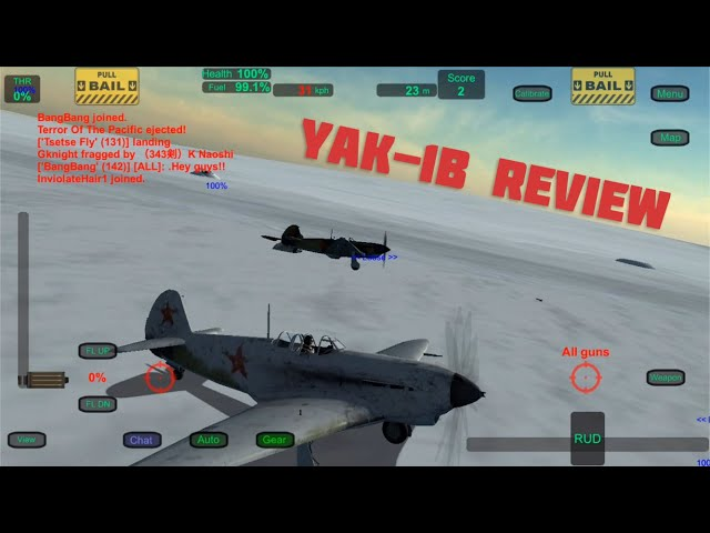 Wings of Duty - Yak-1b Tactical REVIEW