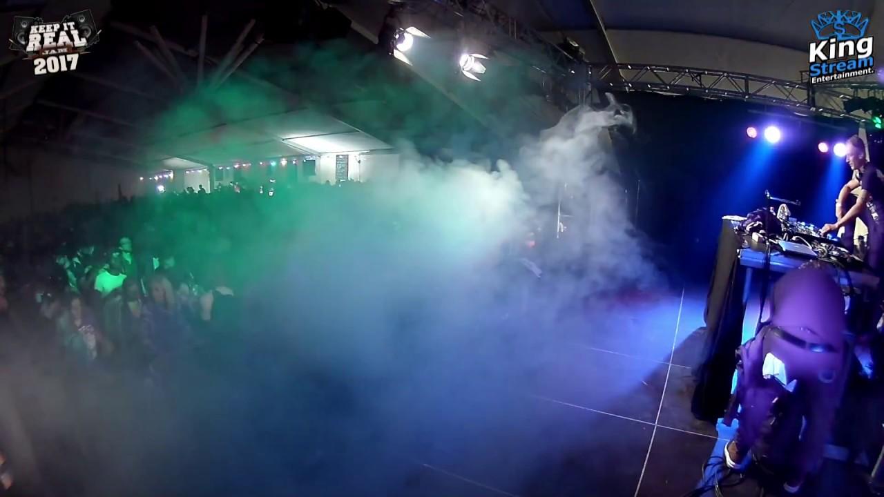 GRINGO & Friends - FABI BENZ - PHONATICS - Keep it Real Jam 2017 - Kingstream Entertainment