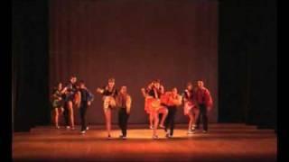 Big Apple par le Boogie Club de Pau