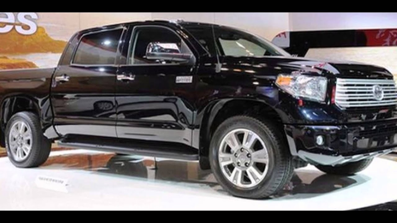Toyota Tundra 4WD Diesel 2016 Car Concept
