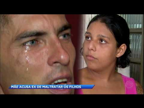 Pai luta na Justiça para poder ver os próprios filhos