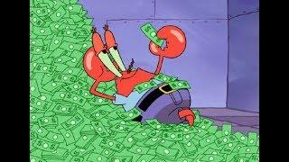 כמה כסף יש למר קראב?