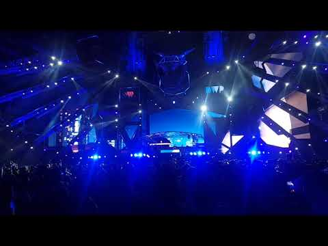 Tiesto - more than you know ( axwell & ingrosso ) DWP 2017