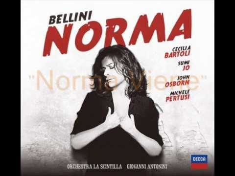 Cecilia Bartoli - Norma - 2013 - Audio World Premiere! HQ Audio