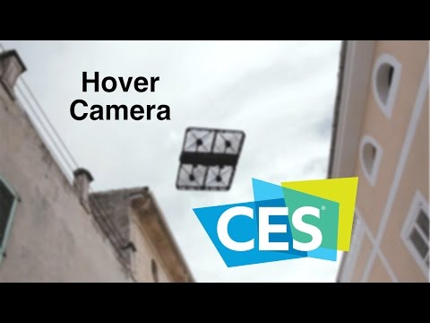 Hover Camera Passport Interview at CES 2017