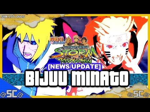 News/Update - Bijuu/KCM Minato Gameplay Screens | NARUTO REVOLUTION【UHD】