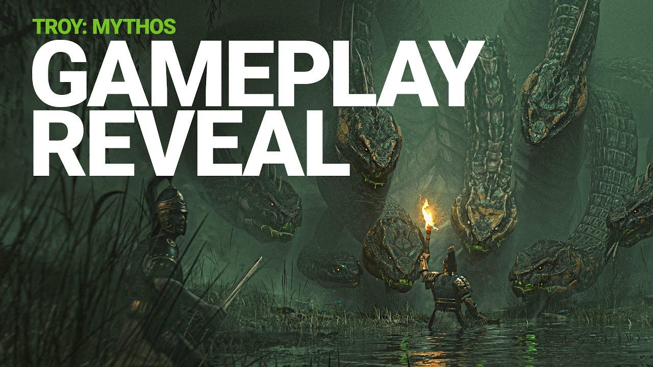 A Total War Saga: TROY - MYTHOS Gameplay Reveal/The Lernean Hydra