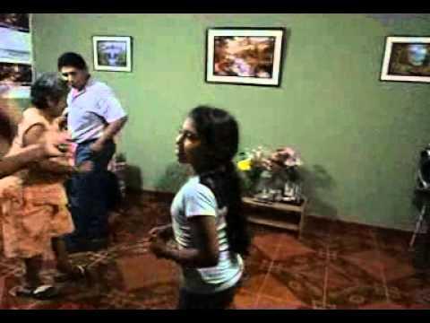 Los Morillas bailando