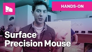 Microsoft's new Surface Precision Mouse is built for desktop users ...