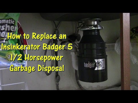 Garbage Disposal Installation and Repair in Rowlett