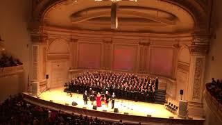 Night at Carnegie Hall (Sandi Patty)
